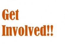 Get Involved!!