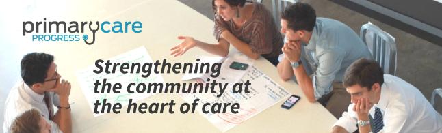 Primary Care Progress Logo